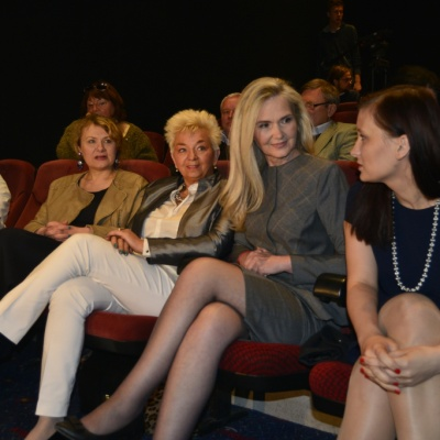 Drużyna Kobiet - Prezentacja spotu wyborczego